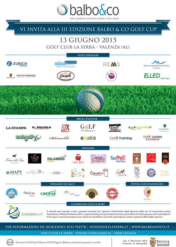 balbo&co golf cup valenza 2015